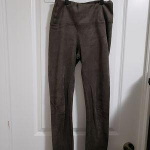 Wilfred free suede leggings